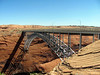 Glen Canyon Dam bridge.  <br /> <br /> Page, AZ is known for basically 3 things: <br /> - Glen Canyon Dam<br /> - Antelope Canyon <br /> - Lake Powell