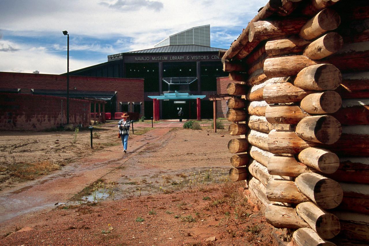 Navajo Tribal Museum near Window Rock, Arizona. 2003