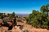 Canyonlands National Park, Needles Overlook, Utah; best viewed in the largest sizes
