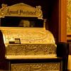 Old cash register inside the Strater Hotel...