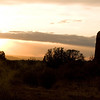 Sunset in Arches Nat'l Park....