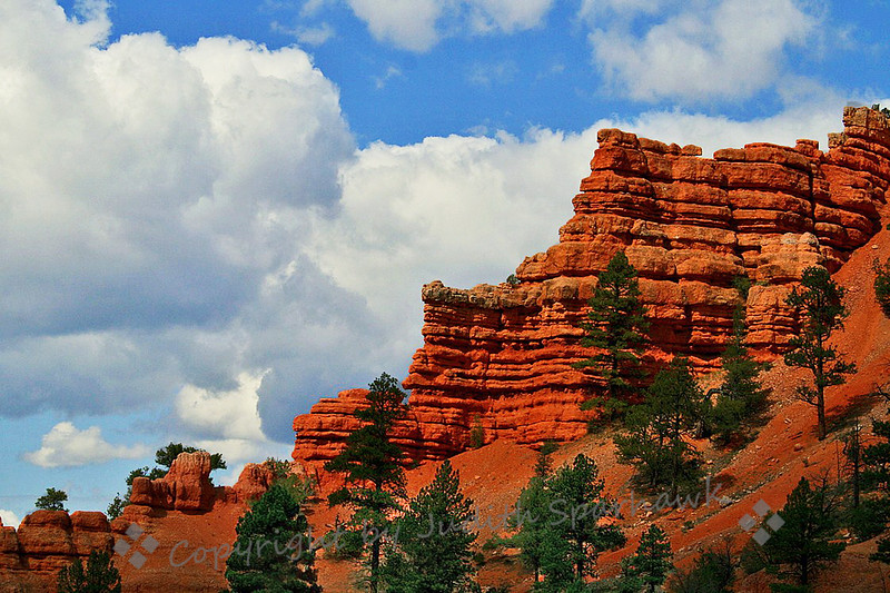 Red Canyon Staircase