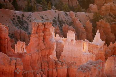 Bryce Canyon Hoo-Doos