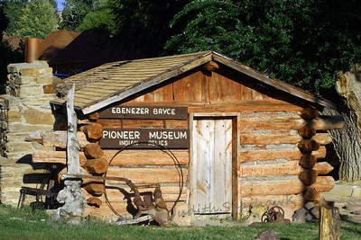 Mr. Bryce's Cabin