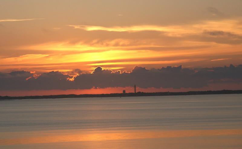 Sunset July 24 1A