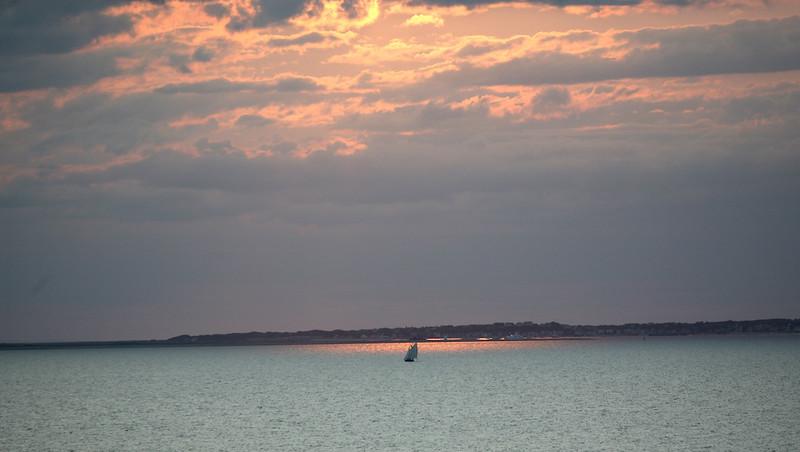 Sunset July 29 1