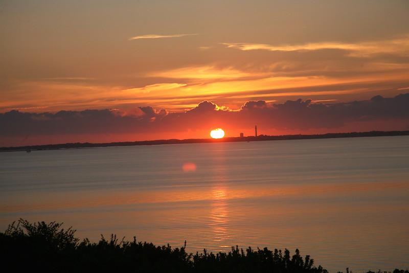 Sunset July 24 4