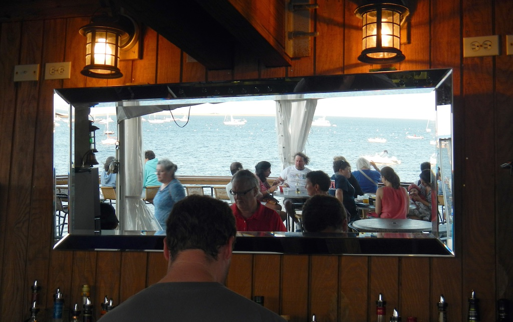 The Bar at the Deck