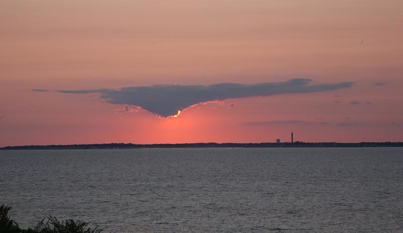 Sunset July 30 2