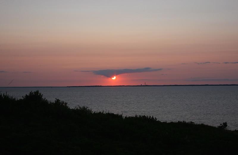 Sunset July 30 4
