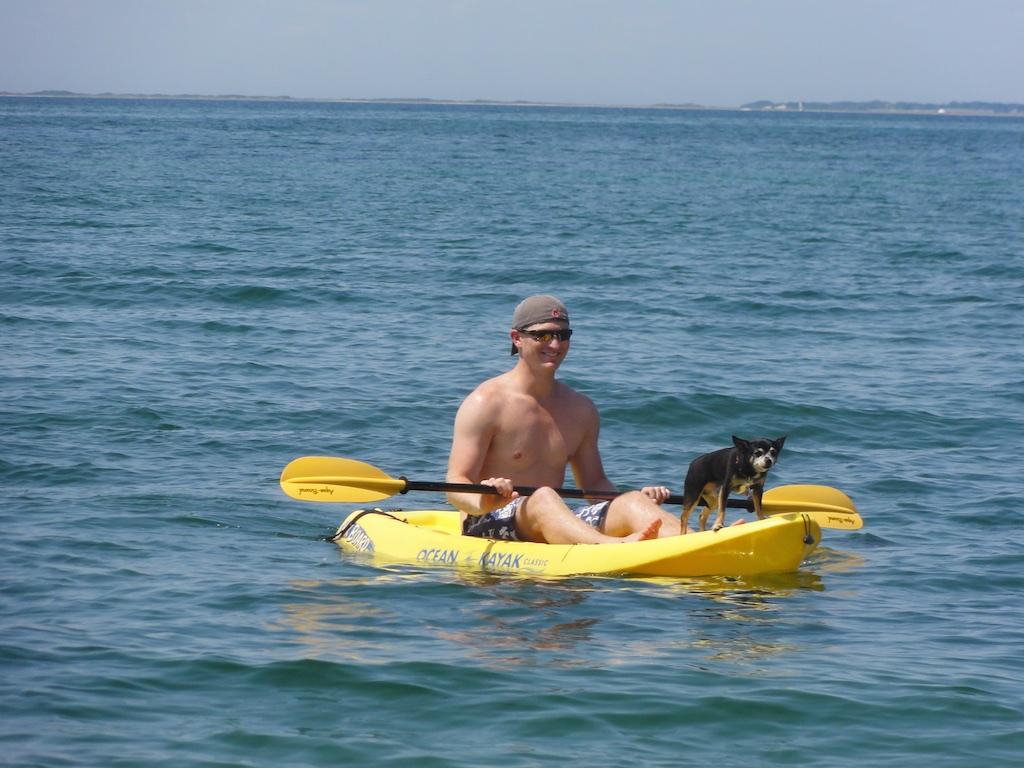 The Barking Kayak