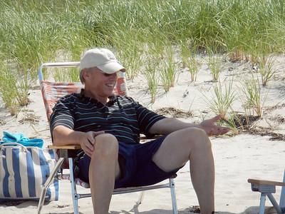 Joe Relaxing