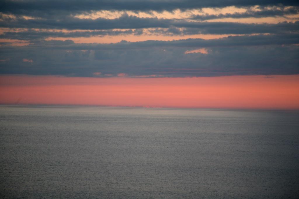 Sunrise at Longnook