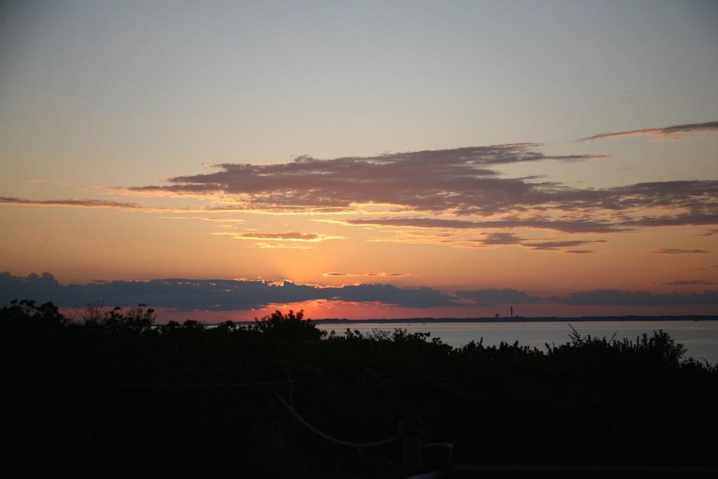 Sunset Aug 9 1