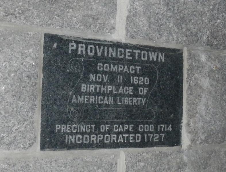 P'Town Plaque