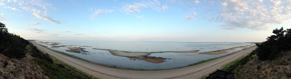 Minus Tide Panorama