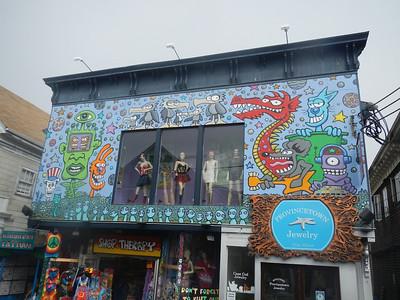 Wall Art P'Town