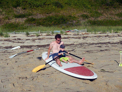 Combining the Kayak and The Board