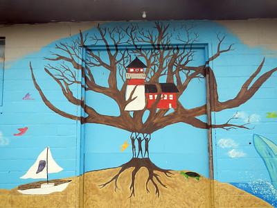 New Wall Art at Highland