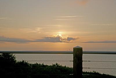 Sunset July 17