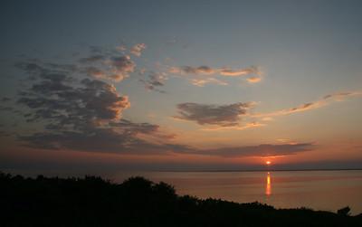 Sunset July 15
