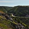 Along the Cabot Trail, Cape Breton Highlands.
