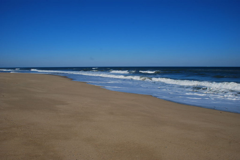 Pamet Beach 2-2-08