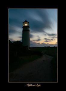 Highland Light Cape Cod, Massachusetts