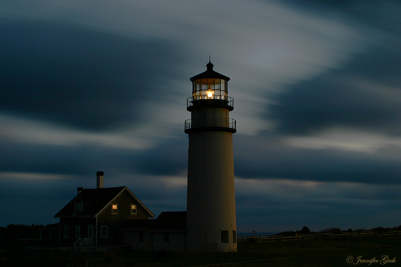 Highland Light<br> Cape Cod, Massachusetts
