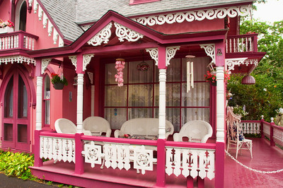 """Martha's Vineyard Cottages """"The Pink House"""""""