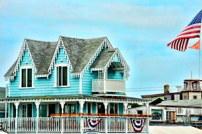 Oak Bluffs Harbour, Martha's Vineyard