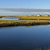 Swan River Panorama, Dennisport, MA<br /> Composit of 5 images