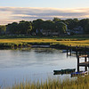 Early Morning Scene - Swan River, Dennisport, MA