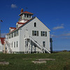 Coast Guard Lighthouse at the National Seashore