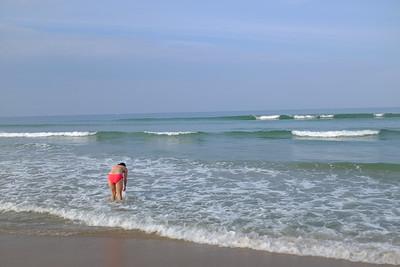 Wave after wave...