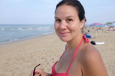 Beach Becca = Happy Becca