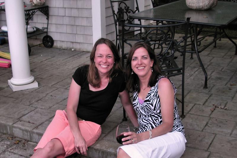 Mary Anne & Elizabeth