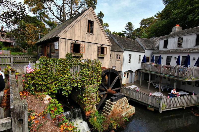 Jenney Grist Mill.