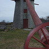 Nantucket grain mill