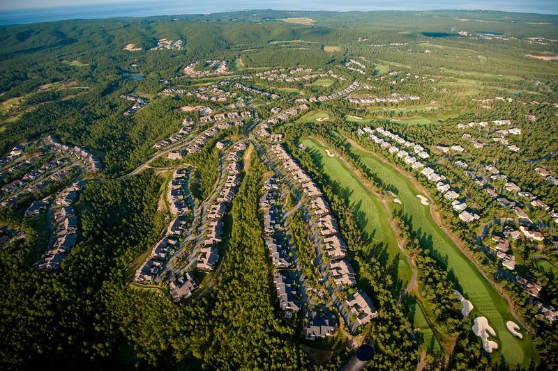 Golf Sprawl II, July.