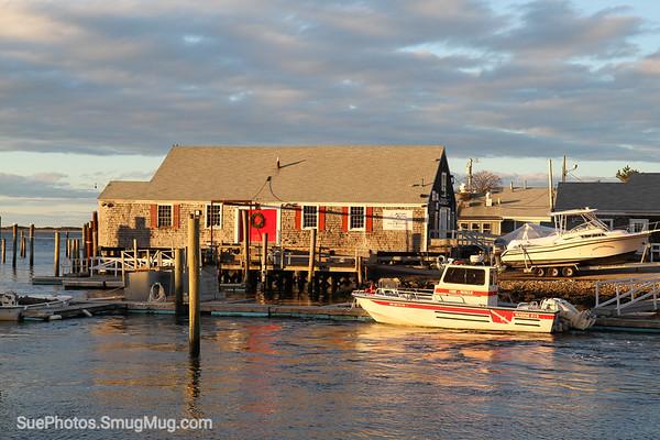 Milway Marina, Barnstable Harbor, Cape Cod, Massachusetts, United States