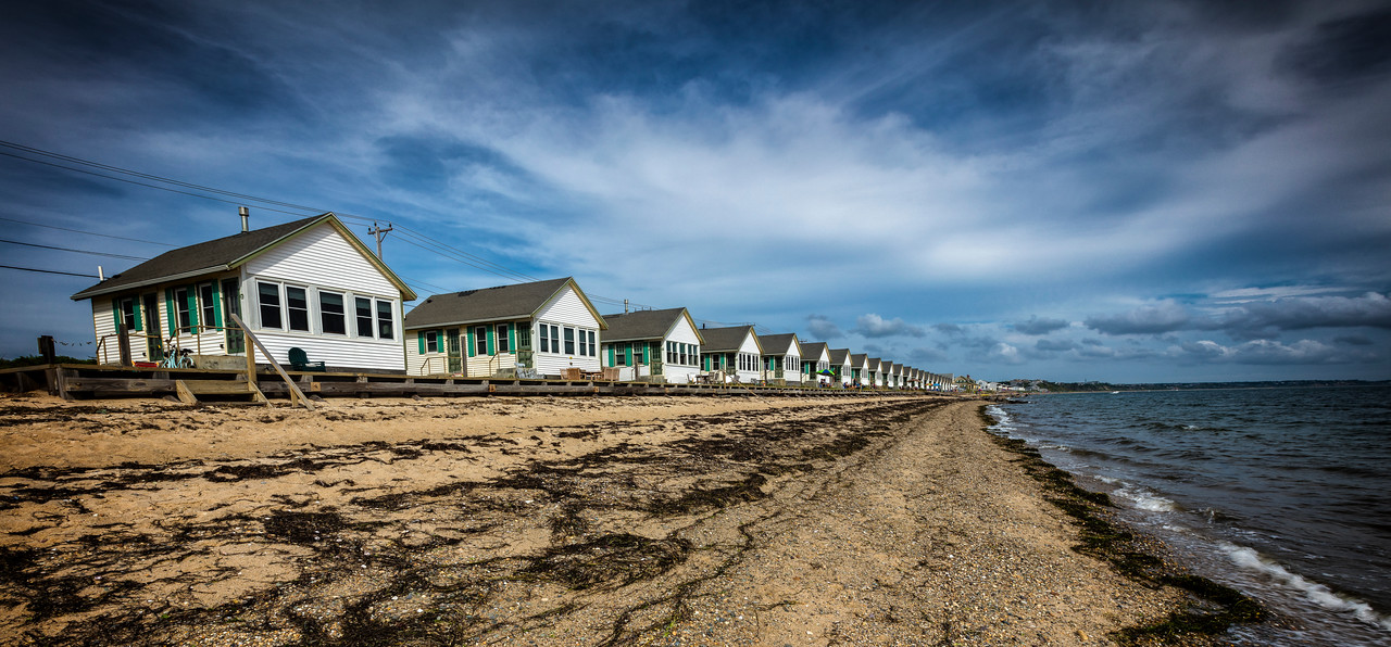 Beach Cottages, Provincetown