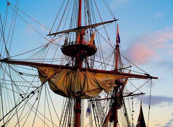 tall ship, P town -1011217