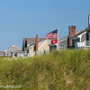 Cottages near the beach, East Sandwich, Cape Cod, Massachusetts