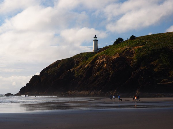 Cape Disappointment, 6-16