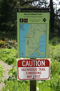 Cape Disappointment Trails