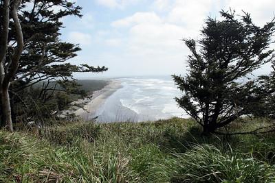 Benson Beach from North Head