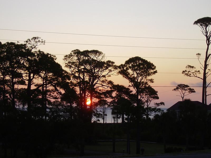Sunrise October 10th #1