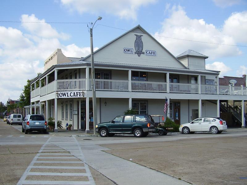 Apalachicola - The Owl Cafe