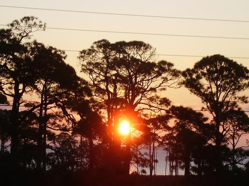 Sunrise October 10th #3